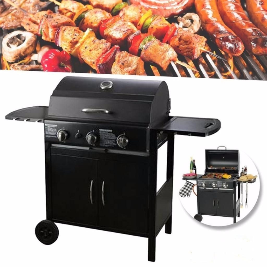 Flame Master Bbq.Flame Master Gas Barbecue Slim Aangekocht Nl