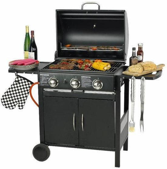 Flame Master Bbq Grill.Flame Master Gas Barbecue